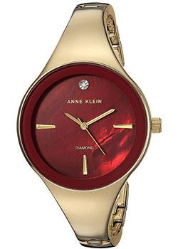 fashion наручные  женские часы Anne Klein 2974BYGB. Коллекция Diamond