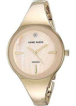 fashion наручные  женские часы Anne Klein 2974LPGB. Коллекция Diamond