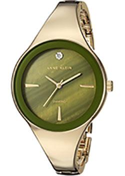 fashion наручные  женские часы Anne Klein 2974OLGB. Коллекция Diamond