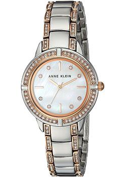 fashion наручные  женские часы Anne Klein 2977MPRT. Коллекция Crystal