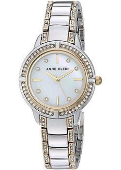 fashion наручные  женские часы Anne Klein 2977MPTT. Коллекция Crystal