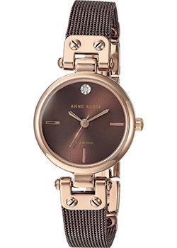 Fashion наручные женские часы Anne Klein 3003RGBN. Коллекция Diamond фото