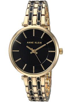 fashion наручные  женские часы Anne Klein 3010BKGB. Коллекция Daily
