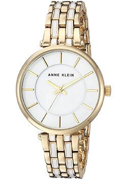 fashion наручные  женские часы Anne Klein 3010WTGB. Коллекция Dress