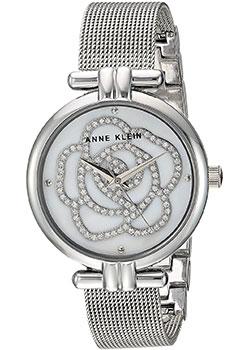 fashion наручные  женские часы Anne Klein 3103MPSV. Коллекция Crystal
