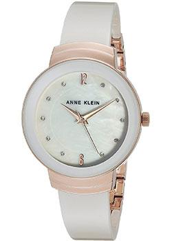 fashion наручные  женские часы Anne Klein 3106WTRG. Коллекция Crystal