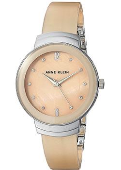 fashion наручные  женские часы Anne Klein 3107CRSV. Коллекция Crystal