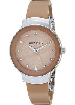 fashion наручные  женские часы Anne Klein 3107TNSV. Коллекция Crystal
