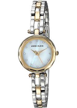 fashion наручные  женские часы Anne Klein 3121MPTT. Коллекция Crystal