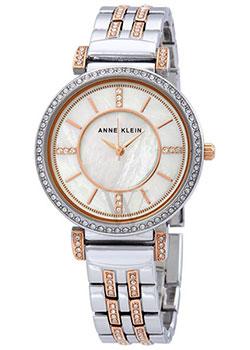 fashion наручные  женские часы Anne Klein 3145MPRT. Коллекция Crystal