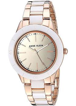 Fashion наручные женские часы Anne Klein 3160WTRG. Коллекция Ceramics фото