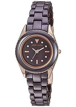 fashion наручные  женские часы Anne Klein 3164BNRG. Коллекция Ceramics.