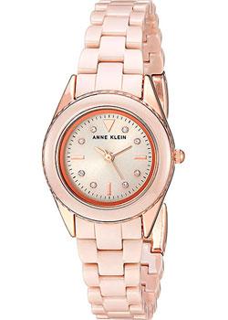 Fashion наручные женские часы Anne Klein 3164TNRG. Коллекция Ceramics фото
