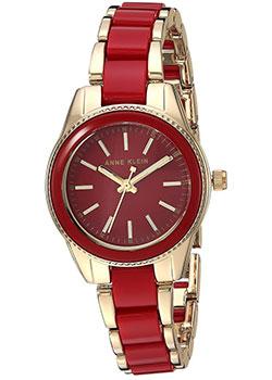 fashion наручные  женские часы Anne Klein 3212RDGB. Коллекция Daily