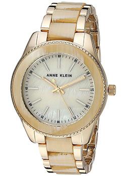 fashion наручные  женские часы Anne Klein 3214HNGB. Коллекция Daily