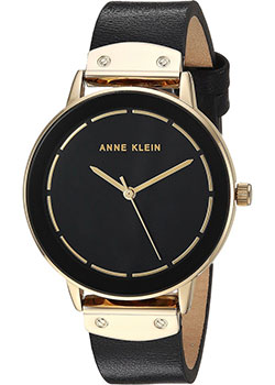 fashion наручные  женские часы Anne Klein 3224BKBK. Коллекция Dress