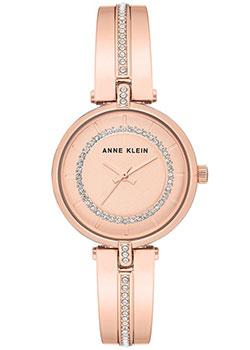 fashion наручные  женские часы Anne Klein 3248RGRG. Коллекция Ring.