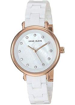 fashion наручные  женские часы Anne Klein 3312WTRG. Коллекция Ceramics.