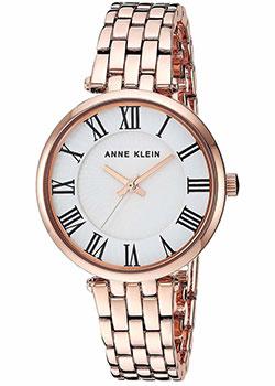 fashion наручные  женские часы Anne Klein 3322WTRG. Коллекция Daily.