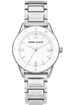 fashion наручные  женские часы Anne Klein 3603WTSV. Коллекция Daily