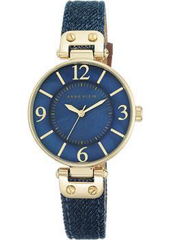 fashion наручные  женские часы Anne Klein 9168BMDD. Коллекция Ring