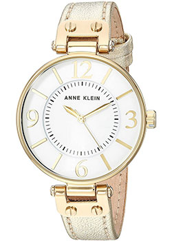 fashion наручные  женские часы Anne Klein 9168WTGD. Коллекция Ring