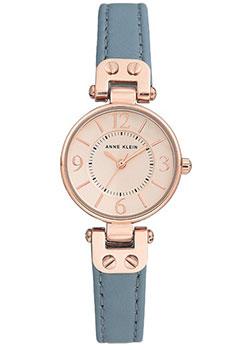 fashion наручные  женские часы Anne Klein 9442RGBL. Коллекция Ring