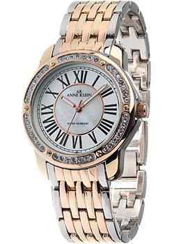 fashion наручные  женские часы Anne Klein 9825MPTR. Коллекция Crystal