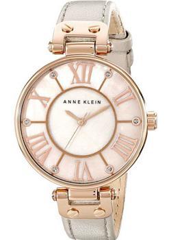 fashion наручные  женские часы Anne Klein 9918RGTP. Коллекция Ring