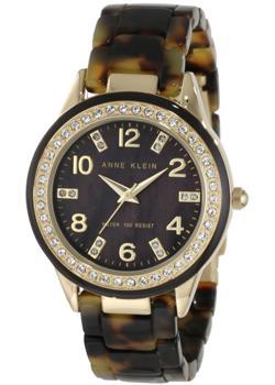 fashion наручные  женские часы Anne Klein 9956BMTO. Коллекция Plastic