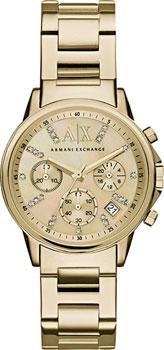 fashion наручные женские часы Armani Exchange AX4327. Коллекция Lady Banks