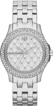 fashion наручные  женские часы Armani Exchange AX5215. Коллекция Hampton