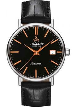 Швейцарские наручные  женские часы Atlantic 10351.41.61R. Коллекция Seacrest
