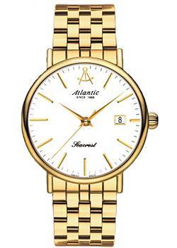 Швейцарские наручные  женские часы Atlantic 10356.45.11. Коллекция Seahunter