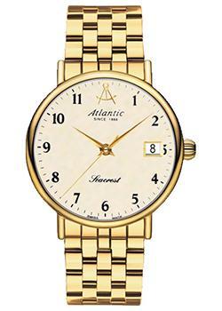 Швейцарские наручные  женские часы Atlantic 10356.45.93. Коллекция Seacrest