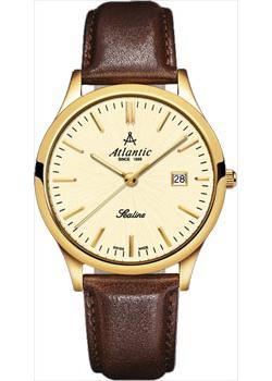 Швейцарские наручные  женские часы Atlantic 22341.45.31. Коллекция Sealine