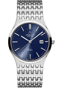 Швейцарские наручные  женские часы Atlantic 22347.41.51. Коллекция Sealine