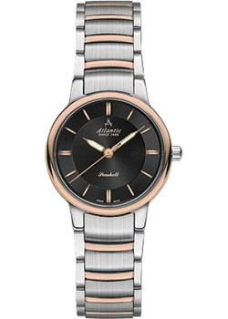 Швейцарские наручные  женские часы Atlantic 26355.43.41R. Коллекция Seashell