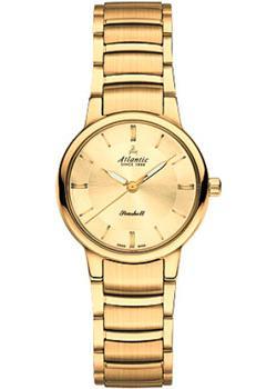 Швейцарские наручные  женские часы Atlantic 26355.45.31. Коллекция Seashell