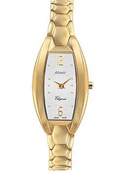 Швейцарские наручные  женские часы Atlantic 29013.45.25. Коллекция Elegance