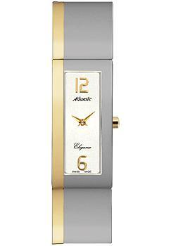 Швейцарские наручные  женские часы Atlantic 29017.13.23. Коллекция Elegance