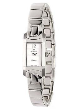 Швейцарские наручные  женские часы Atlantic 29028.41.23. Коллекция Elegance