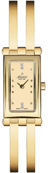 Швейцарские наручные  женские часы Atlantic 29029.45.35. Коллекция Elegance