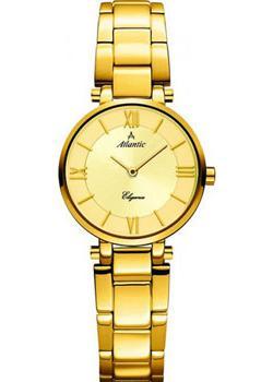 Швейцарские наручные  женские часы Atlantic 29033.45.38. Коллекция Elegance
