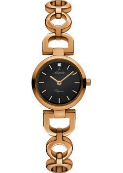 Швейцарские наручные  женские часы Atlantic 29034.44.61. Коллекция Elegance