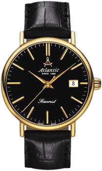 Купить Часы мужские Швейцарские наручные  мужские часы Atlantic 50351.45.61. Коллекция Seacrest  Швейцарские наручные  мужские часы Atlantic 50351.45.61. Коллекция Seacrest
