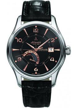 Atlantic Часы Atlantic 52755.41.65R. Коллекция Worldmaster