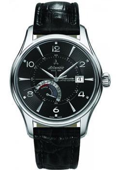 Atlantic Часы Atlantic 52755.41.65S. Коллекция Worldmaster