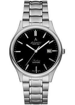 Швейцарские наручные мужские часы Atlantic 60347.41.61. Коллекция Seabase