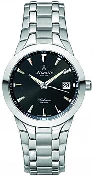 Купить Часы мужские Швейцарские наручные  мужские часы Atlantic 63356.41.61. Коллекция Seahunter  Швейцарские наручные  мужские часы Atlantic 63356.41.61. Коллекция Seahunter